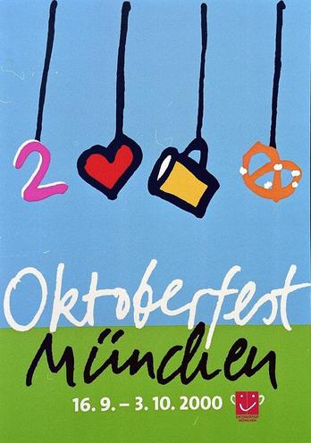 Places | Munich | Oktoberfest: Poster 00024489