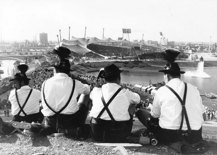 History | The 1970s | Visitors at the 1972 Summer Olympics in Munich 00371247
