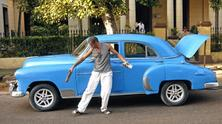 Cuban cars - Photo Story by Jose Giribas 2004