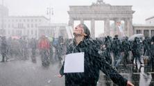 #b1811 protests against Infection Protection Act in Berlin, 2020 - by Michael Trammer