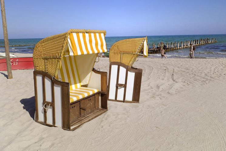 Places | Germany | Beach chairs |  00631664