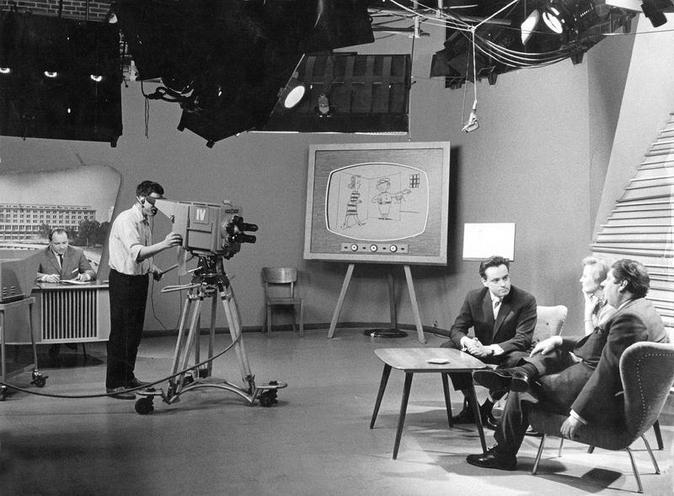 History | The 1950s | Beginnings of television in West Germany 02100289