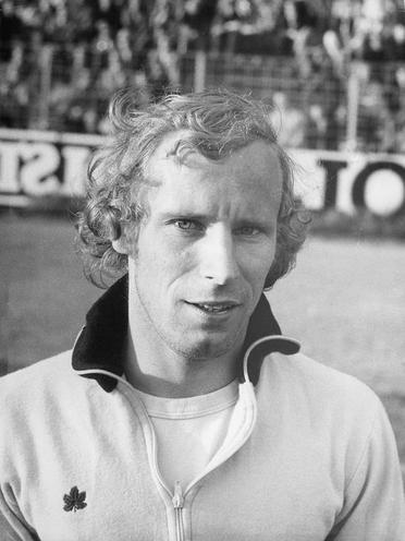 Personalities | Erich Honecker | Berti Vogts, 1973 | 00145030