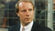 Berti Vogts as team manager
