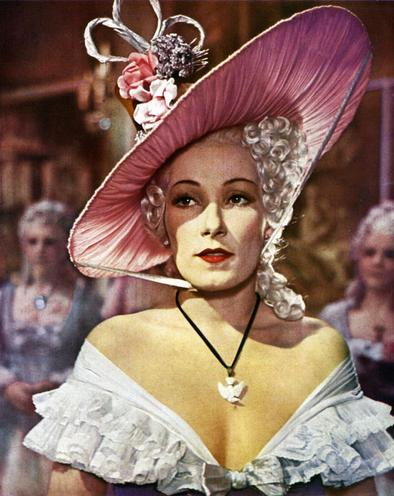 Personalities | Gudrun Landgrebe | Brigitte Horney in the film The Adventures of Baron Munchausen, 1943 | 00254468