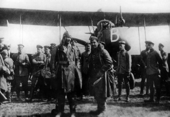 History | World War I | Allied air forces during First World War, 1914-1918 00472832
