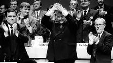 CDU - unification party conference 01.10.1990