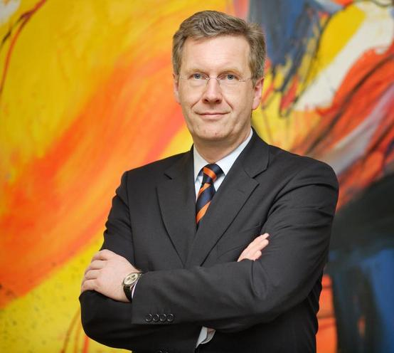 Personalities | German Politicians | Christian Wulff Portraits 00146715