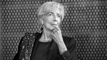 Christine Lagarde, 2017 - by Regina Schmeken