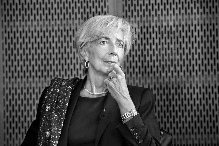 Personalities | Politics and Society - Regina Schmeken | Christine Lagarde | 02501984