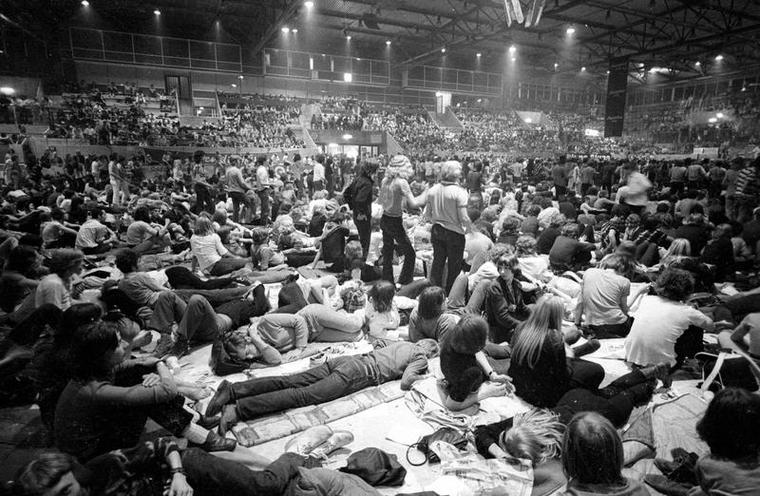 History | The 1970s | Euro Pop A-Z Musik Festival in Munich, 1970 02282318