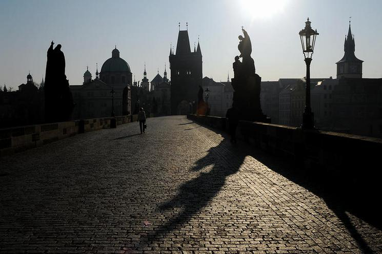 Places | Elefsina, port city in Greece, 2019 - by Andreas Fischer | CZECH REPUBLIC. Prague. 2015. Charles Bridge | 02376284