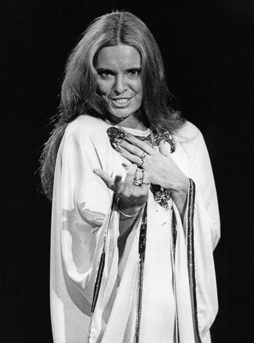 Personalities | Hildegard Knef as an actress | Daliah Lavi | 00362589