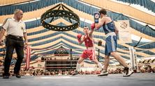 Fairground Boxing in Lower Bavaria, 2018 - photo story by Sebastian Beck