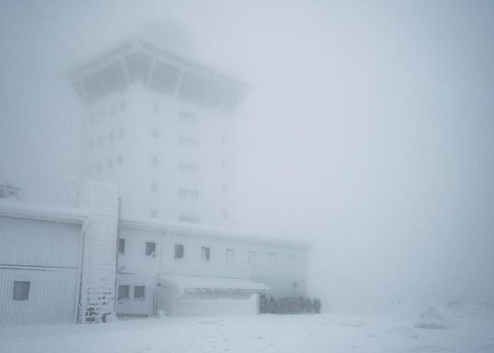 Current Events | Snowy Harz mountains during the lockdown, January 2021 - photo series Michael Trammer 02985454