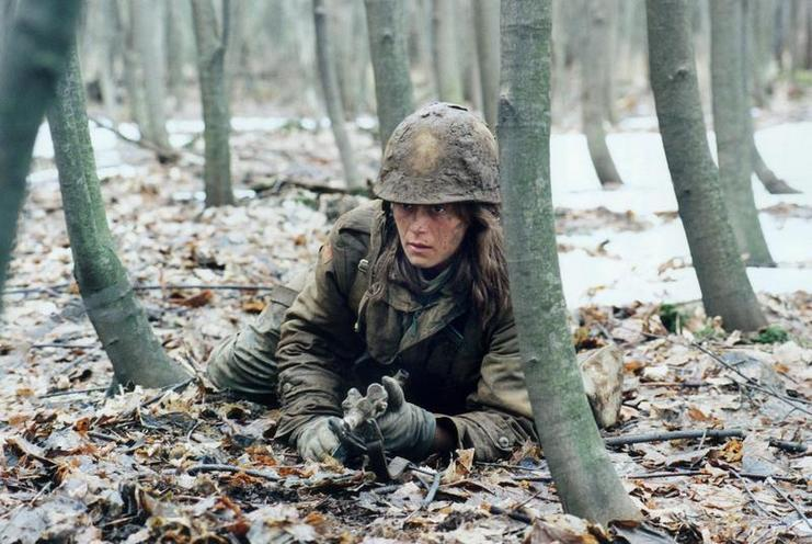 Daily Life | Women's history and emancipation | Female soldiers in the German Bundeswehr | 02100799