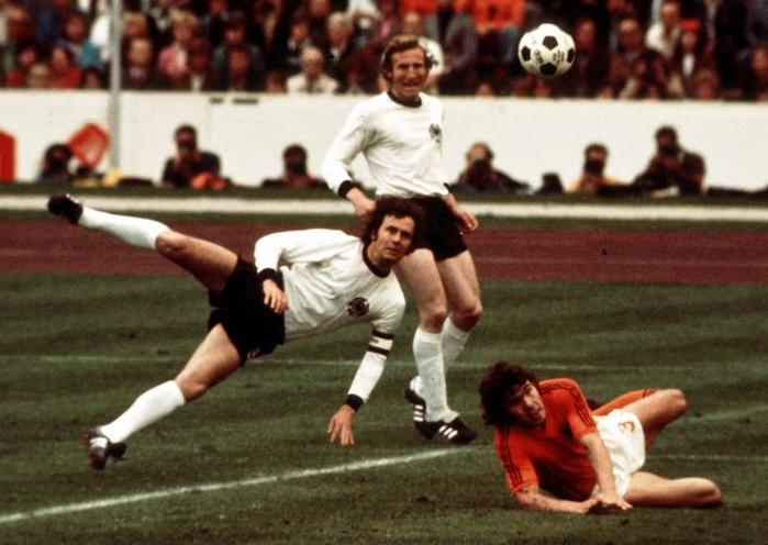 History | The 1970s | World Cup 1974 00007328