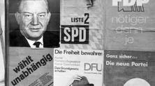 German federal election 19.09.1965