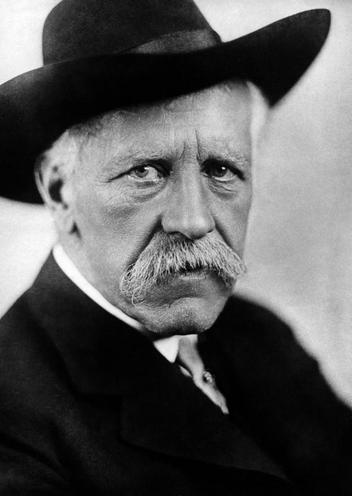 Personalities | Scientists, philosophers & pioneers | Fridtjof Nansen 00038404