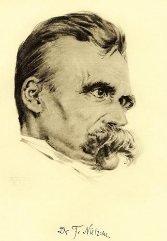 Personalities | Scientists, philosophers & pioneers | Friedrich Nietzsche 00082314