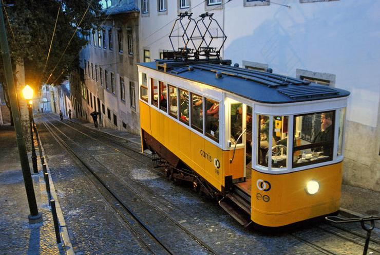 Places | Portugal | Funicular |  00617297
