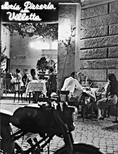 Places | Italy | Trastevere - Photo Story by Kurt Schraudenbach 1960s 00081432