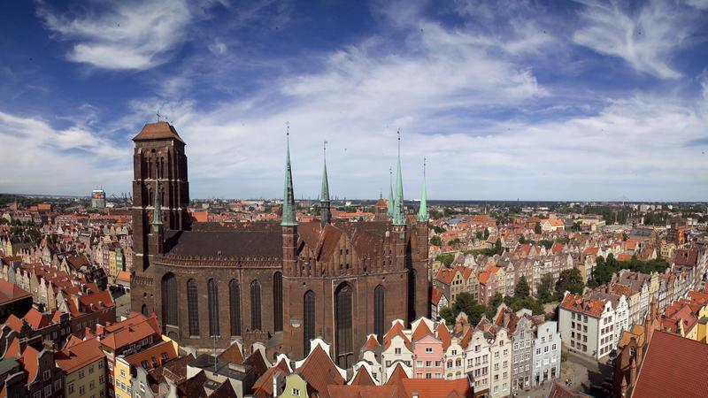 Places | Poland | Gdansk | 01048604