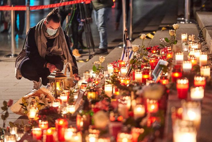 Current Events | Commemoration of the 4th anniversary of the terrorist attack at Breitscheidplatz in Berlin, 2020 - by Florian Boillot 02978737