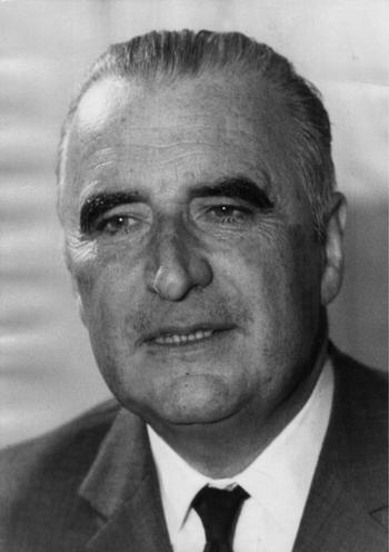 Personalities | Politicians France | Georges Pompidou 02698945