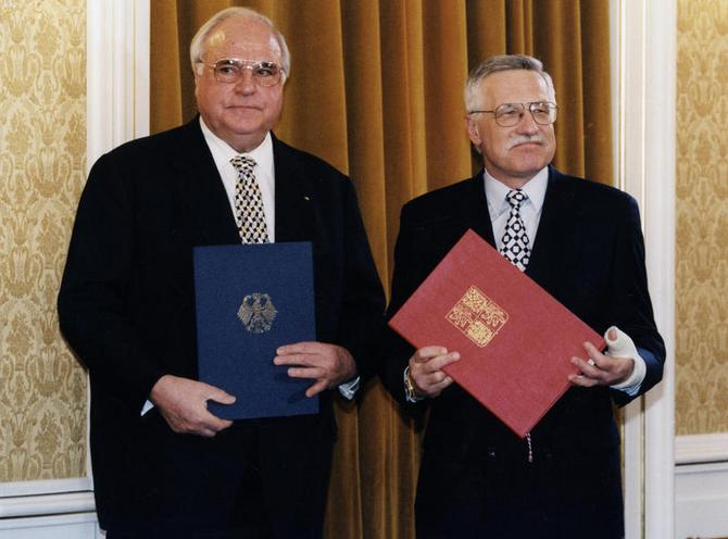 Contemporary | Germany after 1945 | German-Czech declaration 21.01.1997 00318132