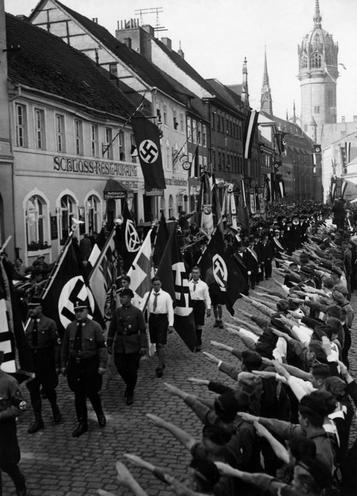 History | Nazism 1934-1945 | German christians, 1933-1945 00364921