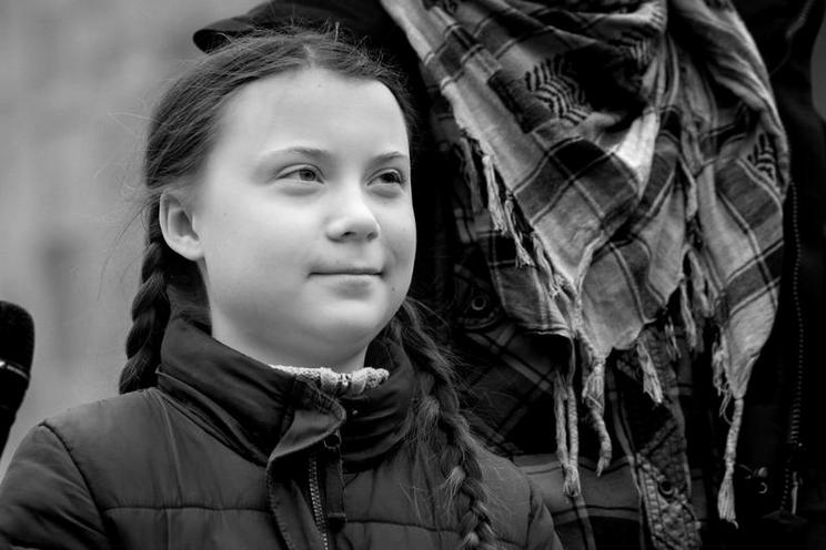 Personalities | Politics and Society - Regina Schmeken | Greta Thunberg | 02694820