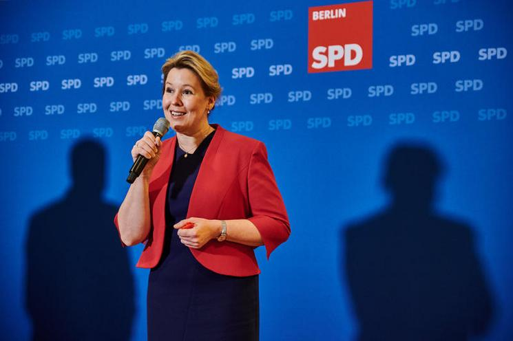 Current Events | SPD party conference in Berlin on 28.11.2020 - by Florian Boillot 02972939