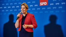 SPD party conference in Berlin on 28.11.2020 - by Florian Boillot