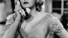 Jean Harlow: in movies