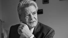 Joachim Gauck - Photos by Regina Schmeken