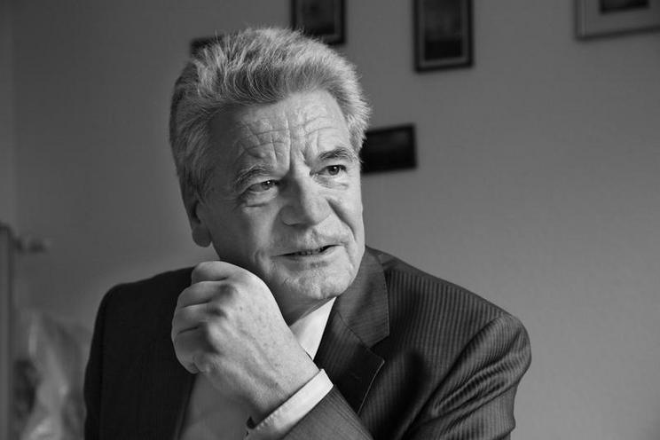 Personalities | German Politicians | Joachim Gauck - Photos by Regina Schmeken 00633314