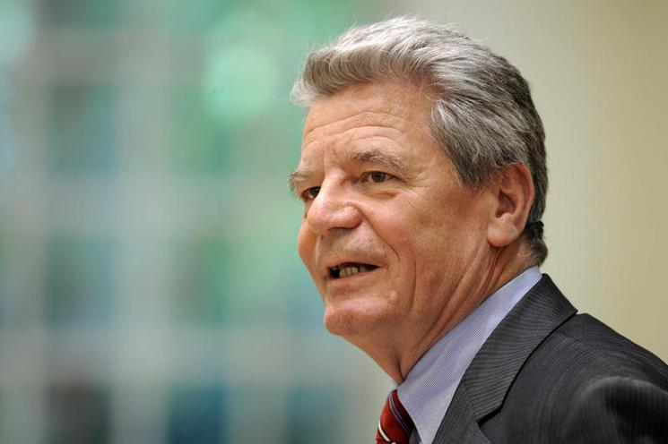 Personalities | German Politicians | Joachim Gauck 00628945