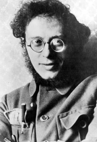 Personalities | German Politicians | Karl Radek 00042198