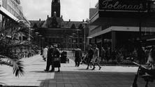 Rotterdam: Cityscape and public life - Photo Story by Gert Maehler 1960ies