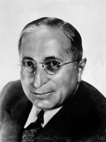 Personalities | Artists | Louis B. Mayer | 02101734