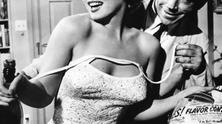 Marilyn Monroe in film stills