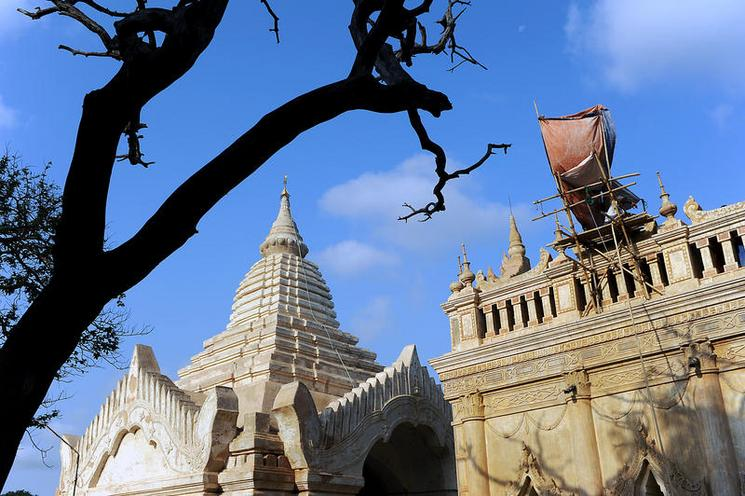 Places | Bavaria | MYANMAR. Bagan. 2014. Ananda Temple | 02287816