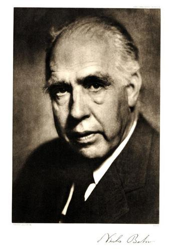 Personalities | Religion | Niels Bohr, 1950er Jahre | 00066905