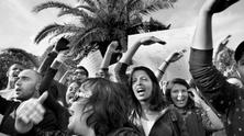 Protests in Tunisia - photos by Regina Schmeken