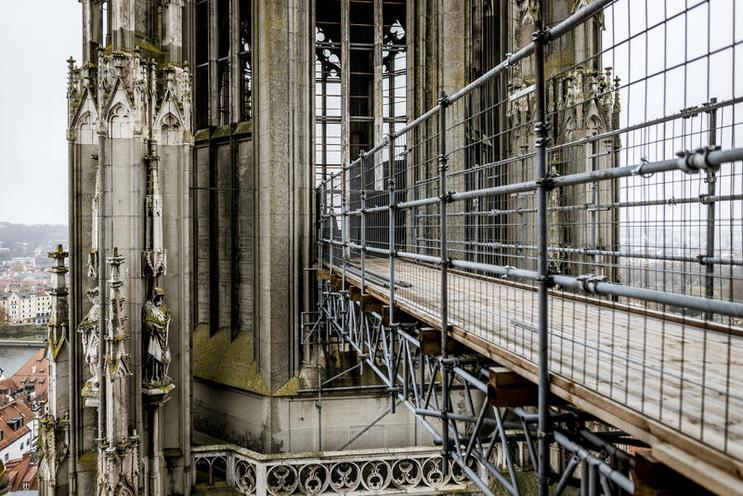 Places | Bavaria | Regensburg Cathedral and construction workshop, 2020 02981472