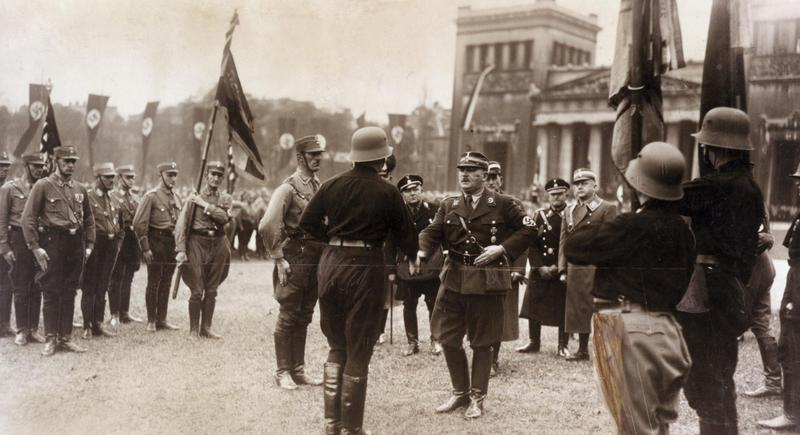 History | Nazism 1934-1945 | Rememberance of Hitler's coup (09 nov.) 02100665