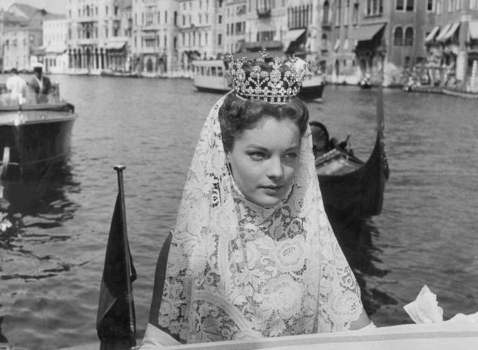 Personalities | Writers | Romy Schneider in Venice, 1957 | 00003153