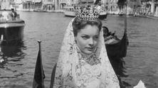 Romy Schneider in Venice 1957 - Photo Story by Max Scheler