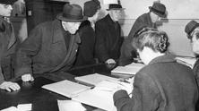 Second election of the city council of Berlin 05.12.1948